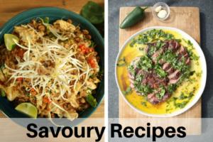 The cooks pantry savoury recipes