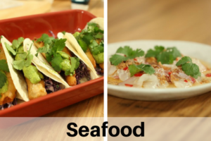 The cooks pantry seafood recipes