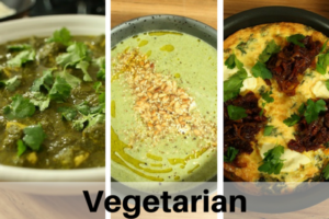 The cooks pantry vegetarian recipes