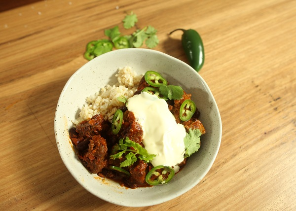 Beef Chilli Con Carne recipe - The Cooks Pantry