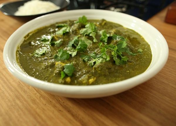 Palak Paneer recipe - The Cooks Pantry