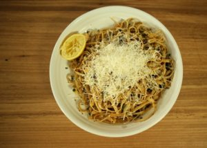 Prawn Chorizo Pasta recipe - The Cooks Pantry