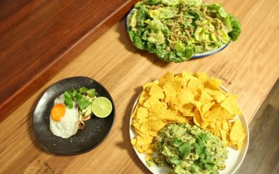 Avocados 3 Ways