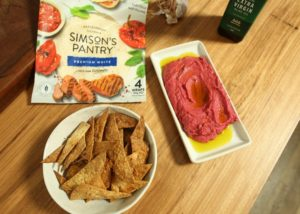 Beetroot Hummus recipe - The Cooks Pantry
