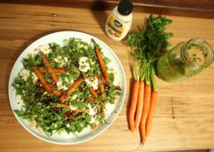 Carrot and cous cous salad recipe - The Cooks Pantry