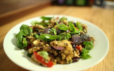 Chargrilled Vegetables and Couscous Salad