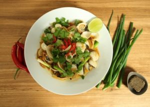 Chillie Clams recipe - The Cook's Pantry
