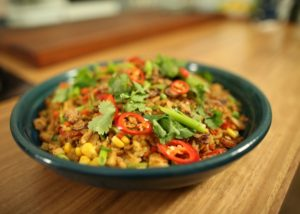 Chinese Style Fried Rice recipe - The Cooks Pantry