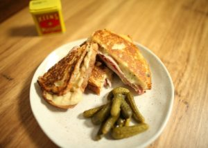 Croque Monsieur recipe - The Cook's Pantry
