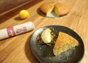 Honey Semolina Cake recipe - The Cooks Pantry