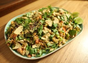 Mexican Chopped Chicken Salad recipe - The Cooks Pantry