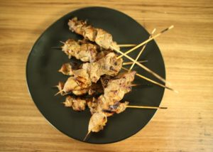 Moo Ping Skewers recipe - The Cooks Pantry