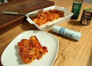 Pumpkin_ silverbeet _ pinenut canneloni recipe - The Cooks Pantry