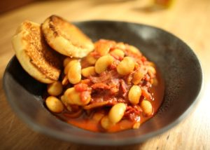 Smoked Butter aBeans recipe - The Cook's Pantry