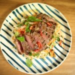 Vietnamese Lemongrass Beef Salad recipe - The Cooks Pantry