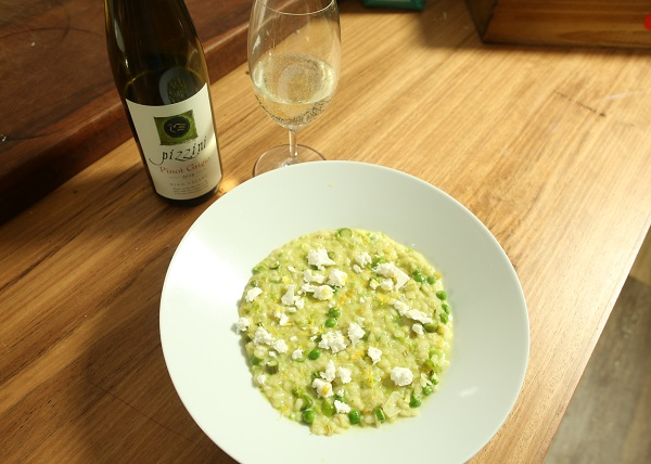 Asparagus Risotto recipe - The Cooks Pantry