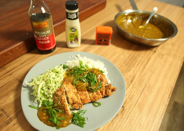 Chicken Katsu Curry recipe - The Cooks Pantry