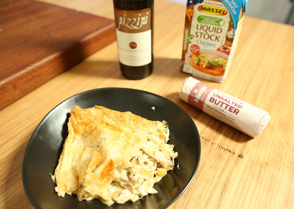 Chicken Pot Pie recipe - The Cooks Pantry