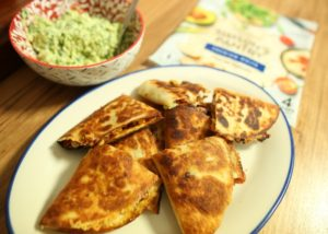 Chipotle Chicken Quesadilla recipe - The Cooks Pantry