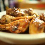 Honey Mustard Chicken Drumsticks recipe - The Cooks Pantry