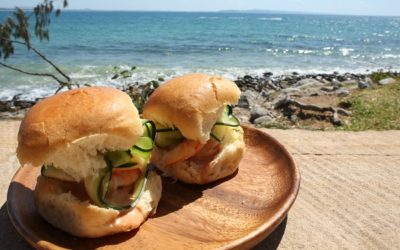 Prawn Sliders