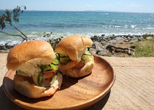 Prawn Sliders recipe - The Cooks Pantry