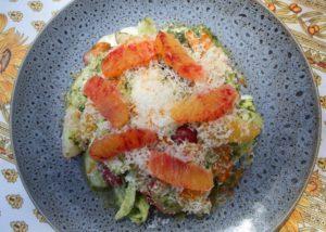 Veg Spring Salad recipe - The Cooks Pantry
