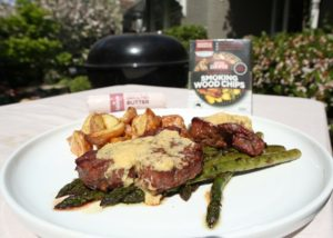 BBQ Beef with Asparagus recipe - The Cooks Pantry