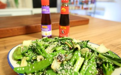 Beef and Broccoli Oyster Sauce