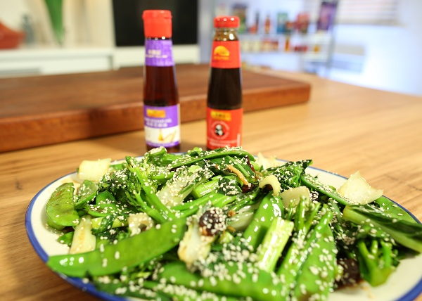 Beef and Broccoli Oyster Sauce recipe - The Cooks Pantry