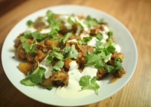Bombay Potatoes and Pumpkin recipe - The Cooks Pantry