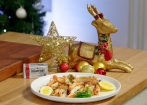 Buttered Prawns recipe - The Cooks Pantry