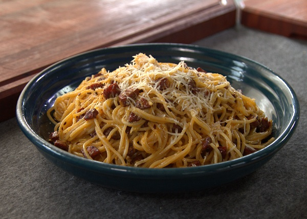 Carbonara recipe - The Cooks Pantry