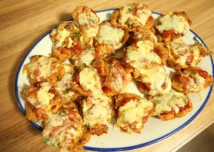 Chicken Parmi Nuggets recipe - The Cooks Pantry