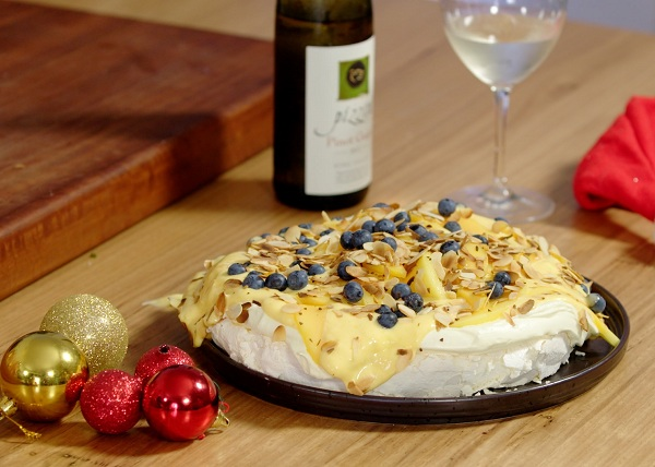 Christmas Pav recipe - The Cooks Pantry