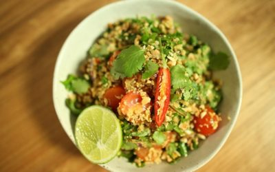 Couscous Thai Bouli