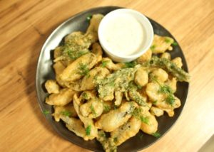 Deep Fried Pickles recipe - The Cooks Pantry