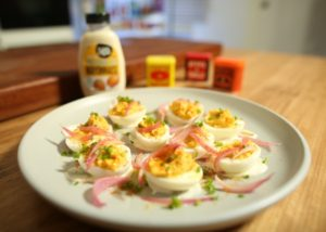 Devilled Eggs recipe - The Cooks Pantry