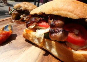 Egg Bacon Roll recipe - The Cooks Pantry
