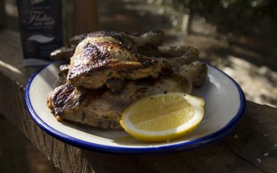 Lemon and Tarragon Chicken