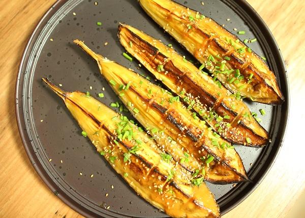 MISO EGGPLANT recipe - The Cooks Pantry