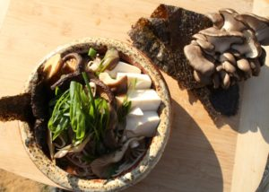 Mushroom, Miso Soba noodle soup recipe - The Cooks Pantry