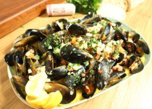 Mussles chorizo recipe - The Cooks Pantry