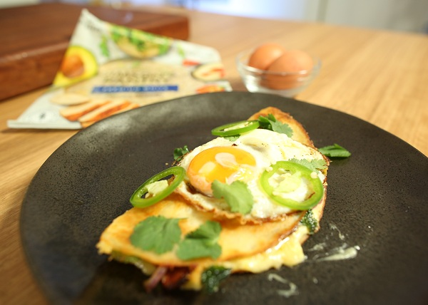 Quesadilla Senorita recipe - The Cooks Pantry