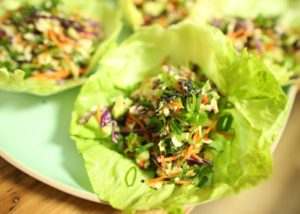 SUMMER THAI CHICKEN SAN CHOY BOW recipe - The Cooks Pantry