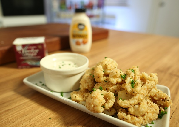 Smoked Salt and Pepper Squid recipe - The Cooks Pantry