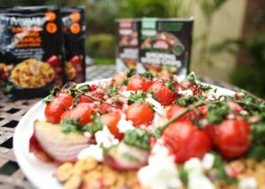 Smoked Tomato Salad recipe - The Cooks Pantry
