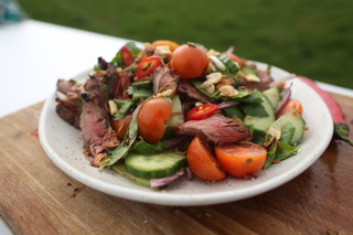 Thai Beef Salad recipe - The Cooks Pantry