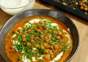 Tomato Soup with Chickpeas recipe - The Cooks Pantry