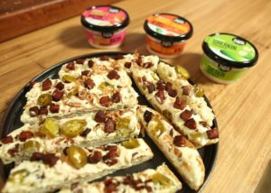 Trio of Dips recipe - The Cooks Pantry